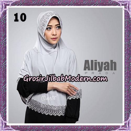 Jilbab Cantik Aliyah Prada Original By Oneto Hijab Brand No 10