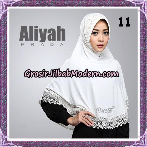 Jilbab Cantik Aliyah Prada Original By Oneto Hijab Brand No 11
