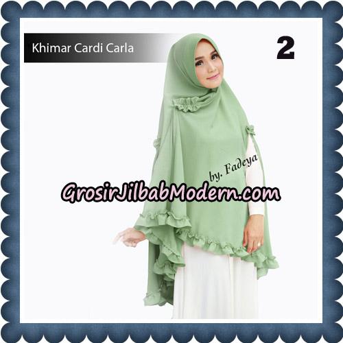 Jilbab Khimar Cardi Carla Original By Fadeya Brand No 2