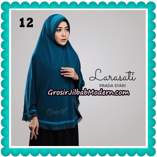 Jilbab Cantik Prada Syari Larasati Original By Oneto Hijab Brand No 12