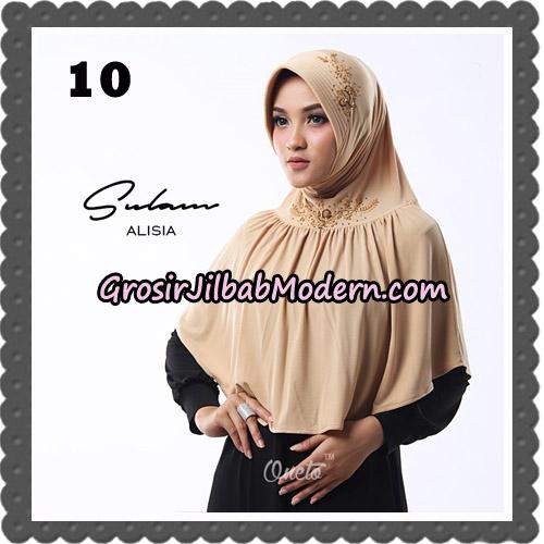 Jilbab Cantik Sulam Alisia Original By Oneto Hijab Brand No 10
