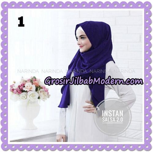 Jilbab Instant Salsa 2 Original By Narinda Hijab Brand No 1