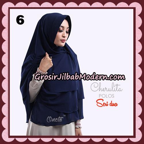 Khimar-Instant-Cherulita-Polos-Seri-2-Original-By-Oneto-Hijab-Brand-No-6