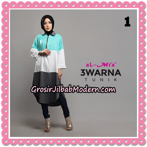 Tunik Cantik 3 Warna Original By AlMia Brand No 1
