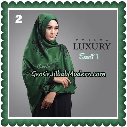 Jilbab Cantik Denara Luxury Seri 1 Original By Oneto Hijab No 2