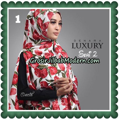 Jilbab Cantik Denara Luxury Seri 2 Original By Oneto Hijab No 1
