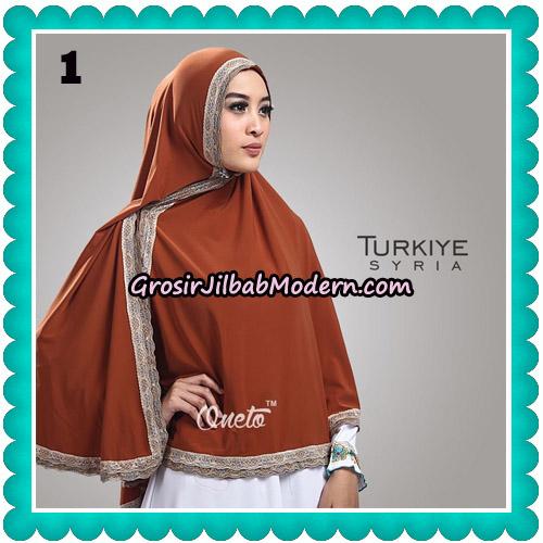 Jilbab Cantik Turkiye Syria Original By Oneto Hijab Brand No 1