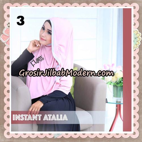 Jilbab Instant Atalia Original By Flow Idea Hijab No 3