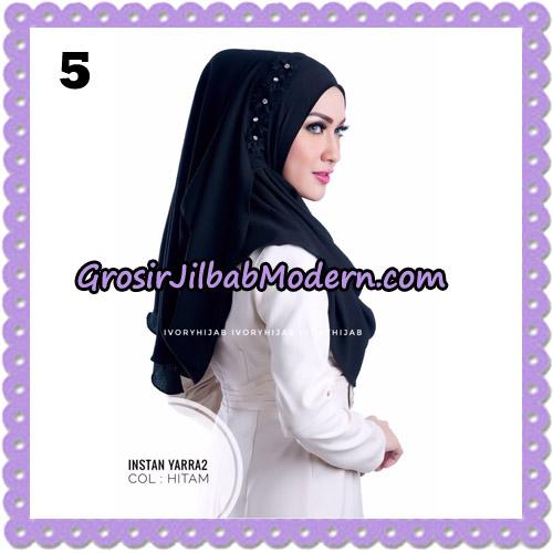 Jilbab Instant Yarra 2 Original by Ivory Hijab Brand No 5