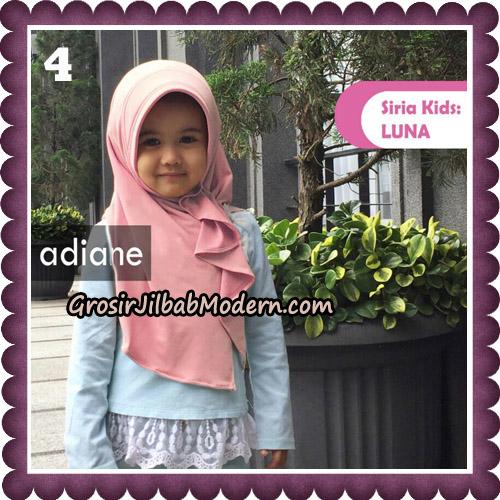 Jilbab Instant Siria Kids Luna Original By Adiane Hijab NO 4
