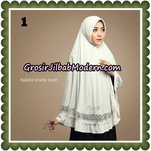 Jilbab Cantik Tsabita Prada Syari Original By Oneto Hijab Brand No 1