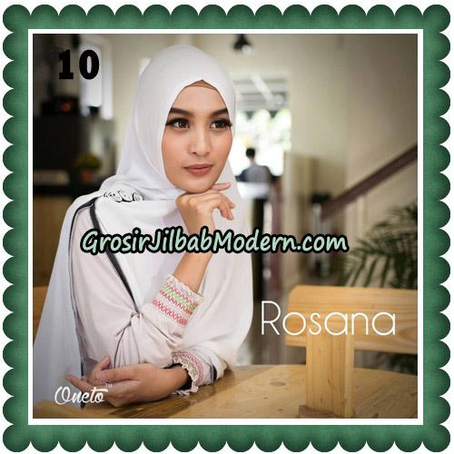 Jilbab Instant Rosana Original By Oneto Hijab Brand No 10