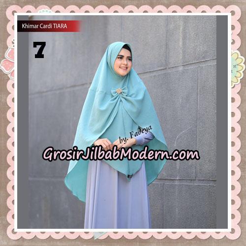 Jilbab Cantik Khimar Tiara Original By Fadeya Brand No 7