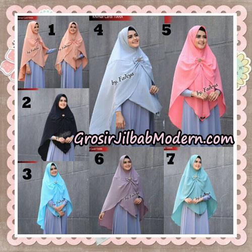 Jilbab Cantik Khimar Tiara Original By Fadeya Brand