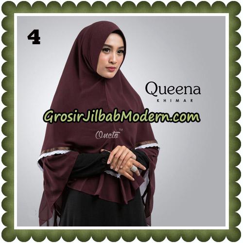 Jilbab Cantik Queena Khimar Original By Oneto Hijab Brand No 4