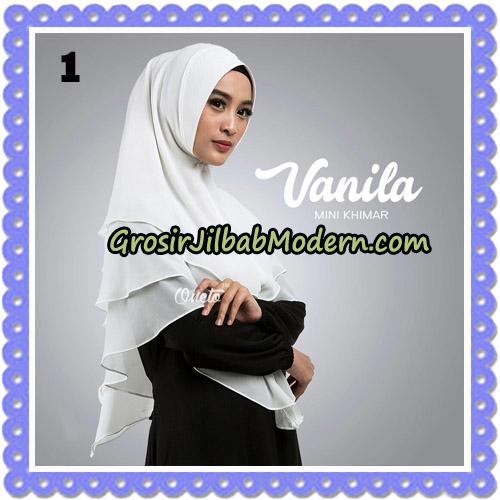 Jilbab Cantik Vanila Mini Khimar Original By Oneto Hijab Brand No 1