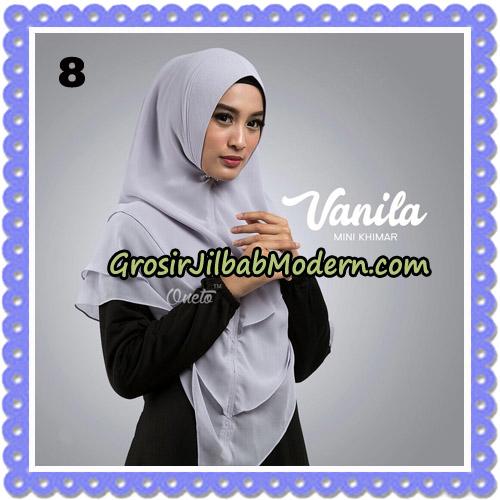 Jilbab Cantik Vanila Mini Khimar Original By Oneto Hijab Brand No 8