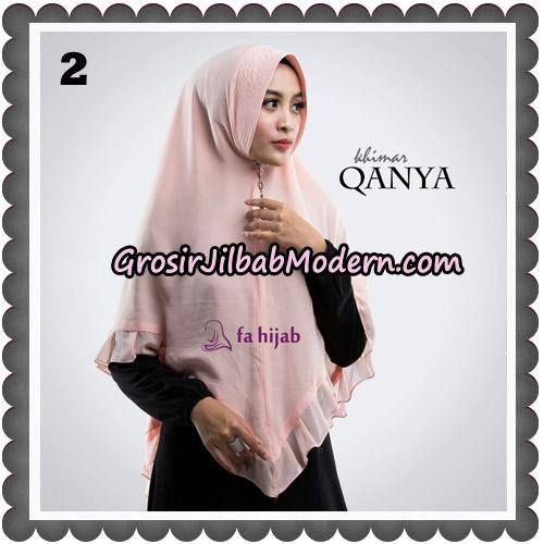 Jilbab Instant Qanya Khimar By Fa Hijab Brand No 2