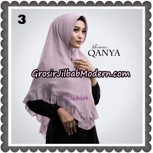 Jilbab Instant Qanya Khimar By Fa Hijab Brand No 3