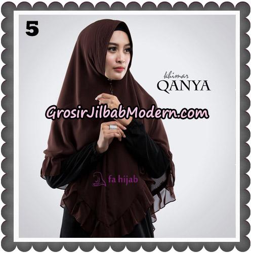 Jilbab Instant Qanya Khimar By Fa Hijab Brand No 5