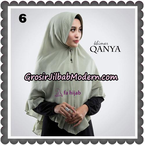 Jilbab Instant Qanya Khimar By Fa Hijab Brand No 6