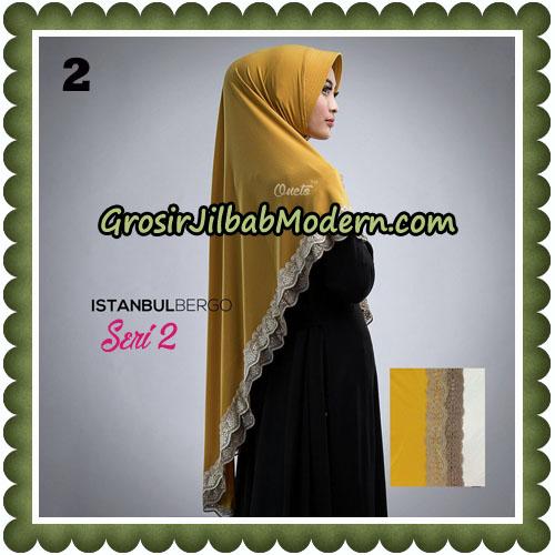 Jilbab Cantik Istanbul Bergo Original By Oneto Hijab Brand No 2