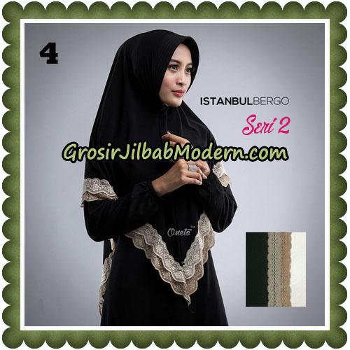 Jilbab Cantik Istanbul Bergo Original By Oneto Hijab Brand No 4