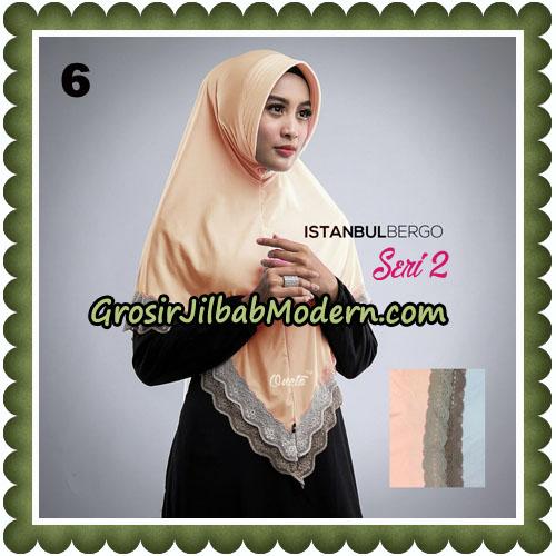 Jilbab Cantik Istanbul Bergo Original By Oneto Hijab Brand No 6