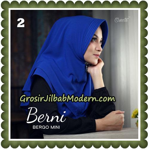 Jilbab Cantik Berni Bergo Mini Original By Oneto Hijab Brand No 2