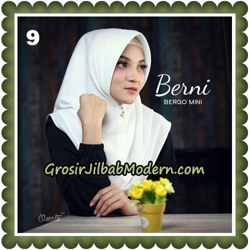 Jilbab Cantik Berni Bergo Mini Original By Oneto Hijab Brand No 9