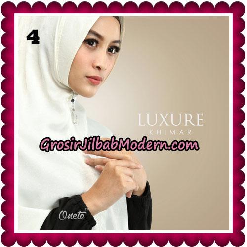 Jilbab Cantik Khimar Luxure Original By Oneto Hijab Brand NO 4