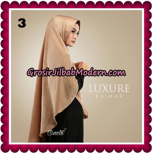 Jilbab Cantik Khimar Luxure Original By Oneto Hijab Brand No 3