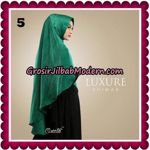 Jilbab Cantik Khimar Luxure Original By Oneto Hijab Brand No 5