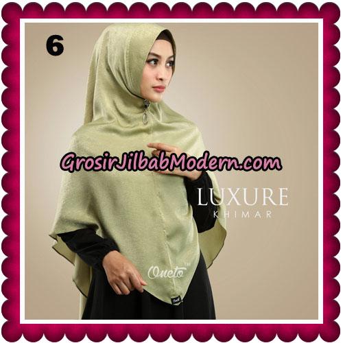 Jilbab Cantik Khimar Luxure Original By Oneto Hijab Brand No 6