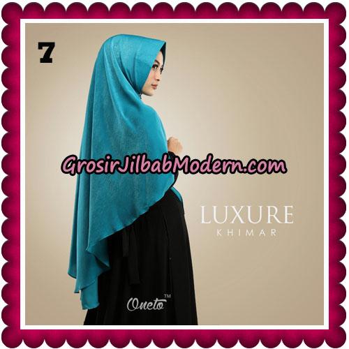 Jilbab Cantik Khimar Luxure Original By Oneto Hijab Brand No 7