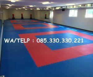 matras karate beladiri murah untuk olahraga karate