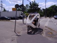fahrradrikscha