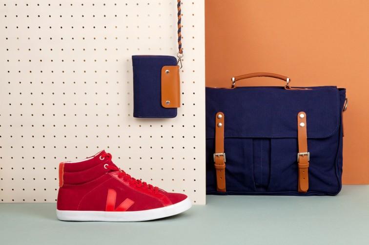 Veja Paris | Eco Schuhe | Accessoires | Frühjahr/Sommer 2014 Kollektion | Foto: Veja | GROSSARTIG
