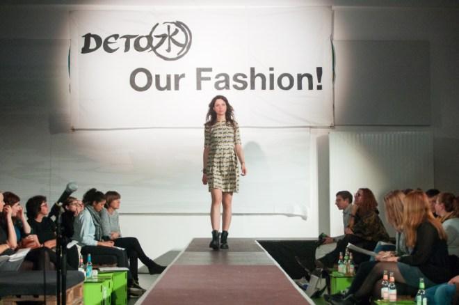 Detox | Greenpeace Fashion Show | Hamburg | Modenschau | Ecothical | Foto: Greenpeace Hamburg / Aneta Woznica | GROSSARTIG