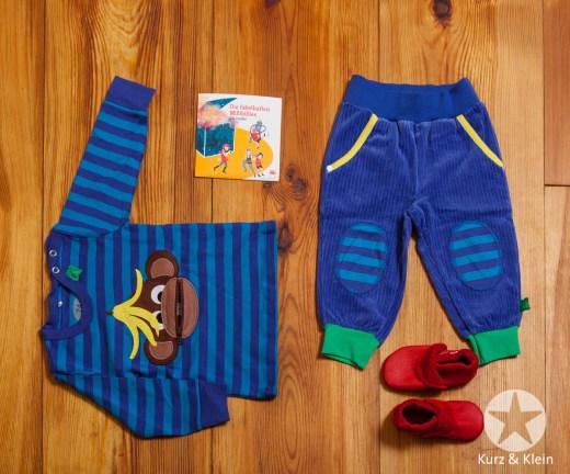 Minigrün   Kinderoutfits   Kurz & Klein   Shopping Guide   Foto: Kristoffer Schwetje   GROSSARTIG
