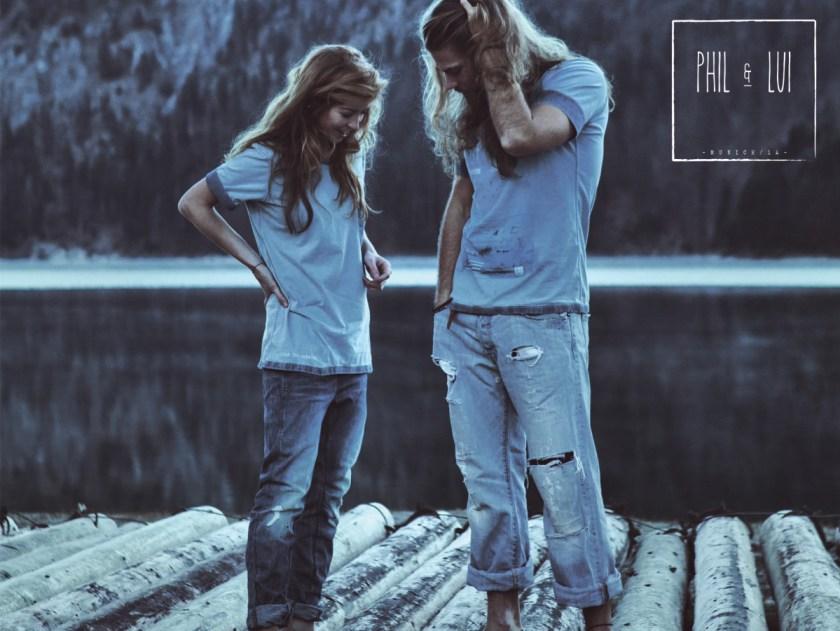 Phil & Lui | Nachhaltige Mode aus München | The Blue Effect | Katjana Frisch | Ben Dahlhaus Official | Foto: Esra Sam Photography | GROSSARTIG