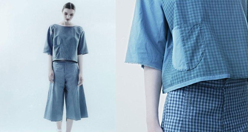 STILL garments | Elke Fiebig | Zero Waste Fashion | Pilotkollektion | Foto: Fredrik Altinell | GROSS∆RTIG