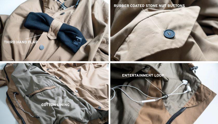 The Jacket | JECKYBENG | Crowdfunding auf Kickstarter | Moritz Lorenz | Foto: JECKYBENG | GROSS∆RTIG