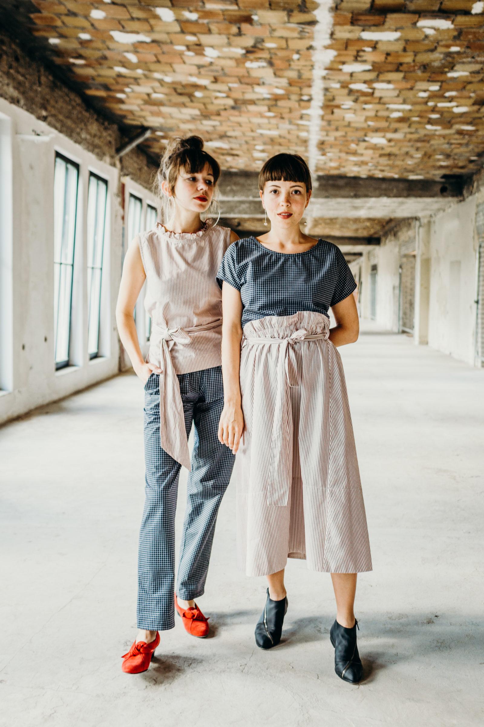 Fashion Changers x prePeek   Funkhaus Berlin   Ethical Fashion Show & Greenshowroom   Foto: Lydia Hersberger   GROSS∆RTIG