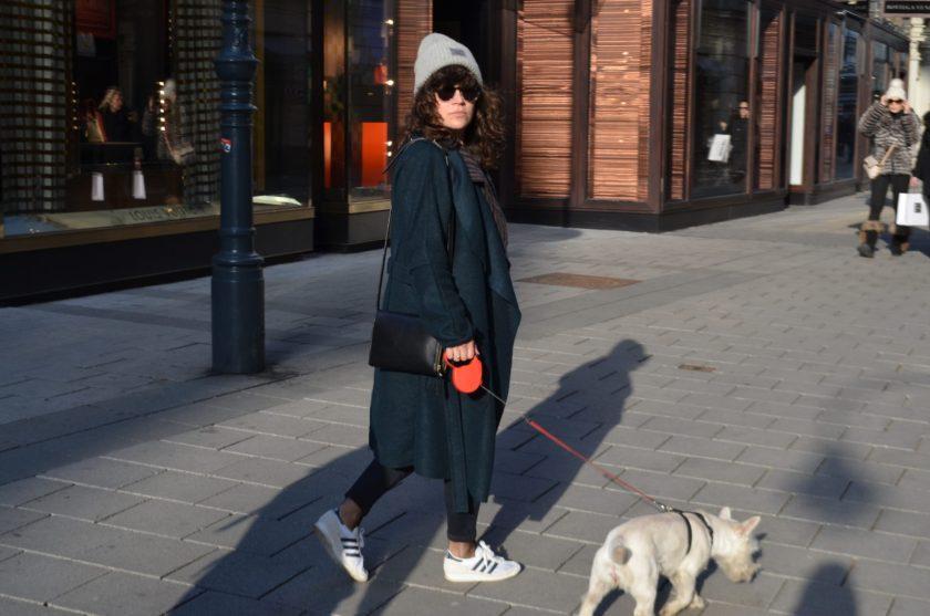 Interview mit Marion Grädler – samt Hund   fuffi_brand aus Wien   GROSS∆RTIG   Foto: Marion Grädler