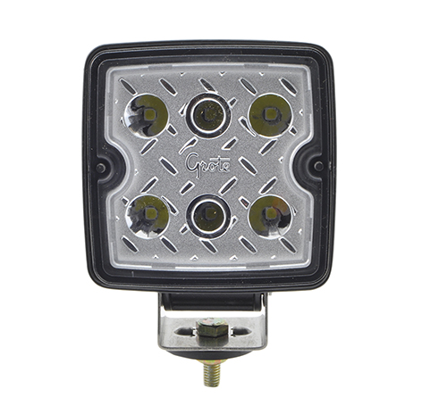 White Led Flood Lamp Circuit B2b Electronic Components