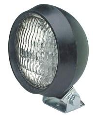 64931 - Par 36 Utility Light, Rubber Tractor, Incandescent