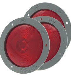 53612 3 gray theft resistant flange red [ 1049 x 1012 Pixel ]