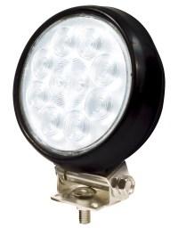 "63561 - 4"" Round Utility Light, Hardwire, Spot w/ Rubber ..."