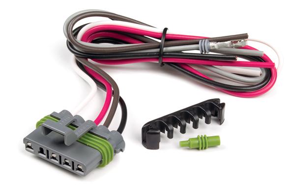 4 Wire Trailer Plug Diagram